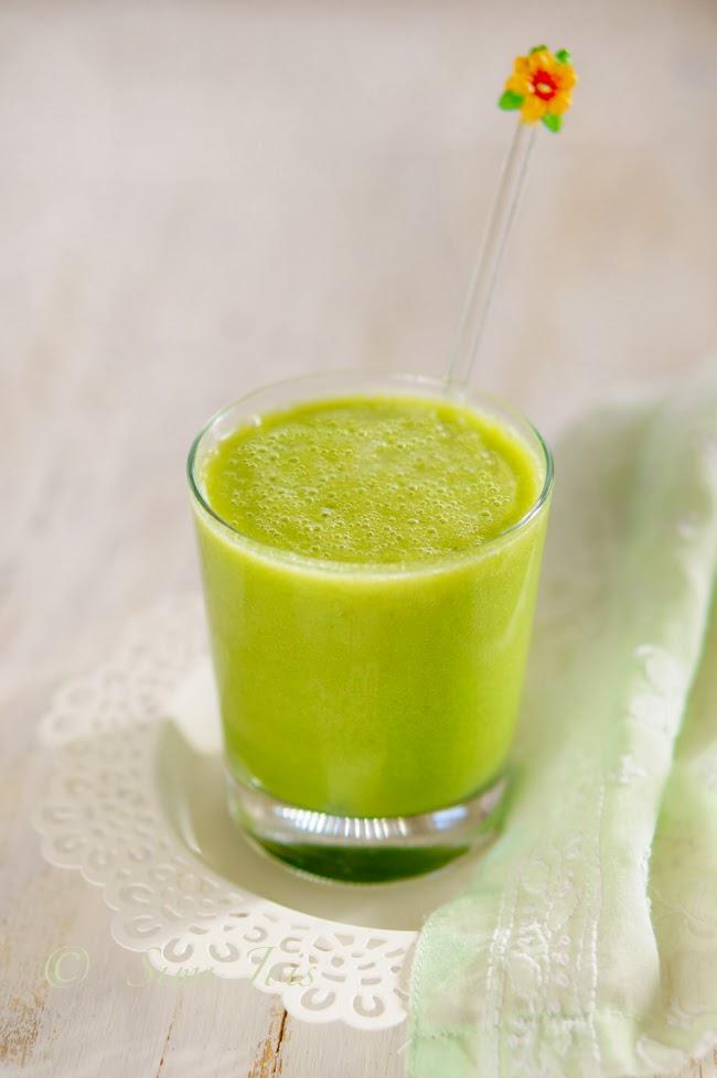 #GreenSmoothie #FruitSmoothie #GreenMachine