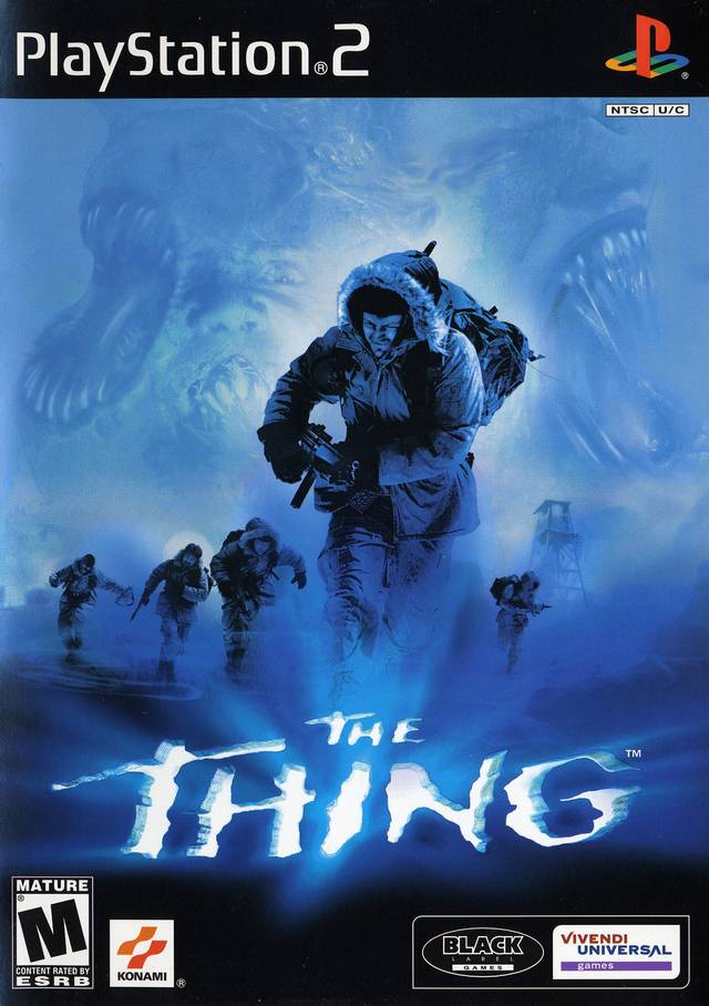 Ps2 the thing ntsc u 379mb games online for The thing free online