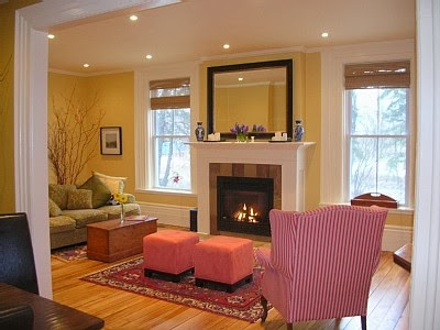 Living Room Fireplace Ideas : Professional Hardwoods: Luscious Living Rooms