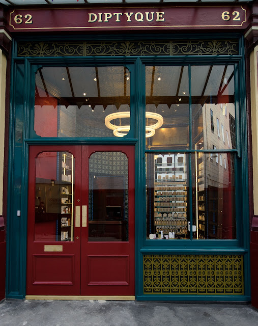 Diptyque Paris Store Leadenhall Market, London