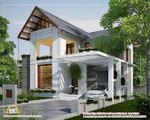Modern European Style Houses