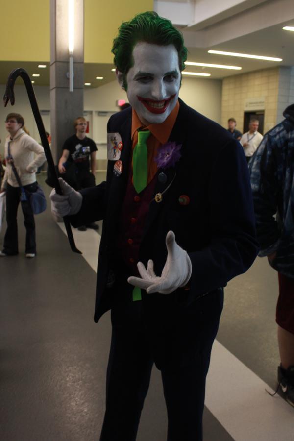 Cosplay, Joker