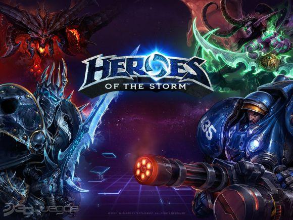 bajar Heroes of the Storm para pc español