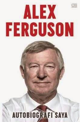 "Bestseller ""Alex Ferguson, Autobiografi Saya (HC)"""