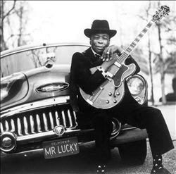 blues guitar; soulful; psychedelic; robert johnson