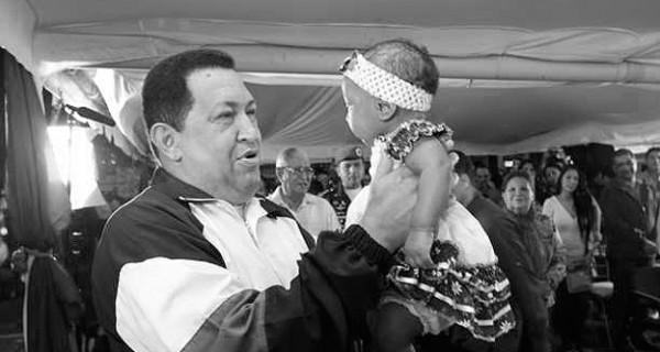 Hija de Chavez
