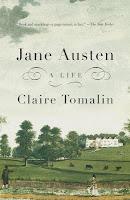Claire Tomalin, Jane Austen