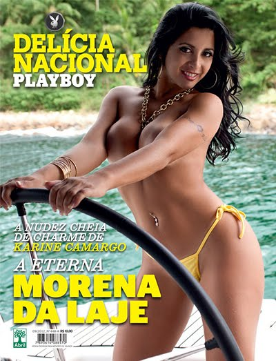Download - Karine Camargo - Playboy Especial