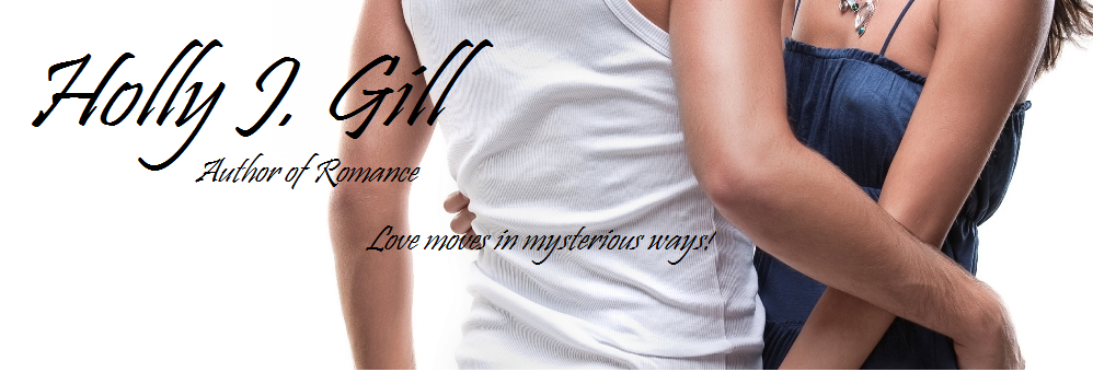 Holly J. Gill Romance Author