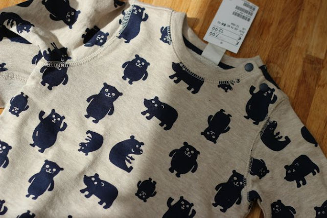 Bear jumper from H&M