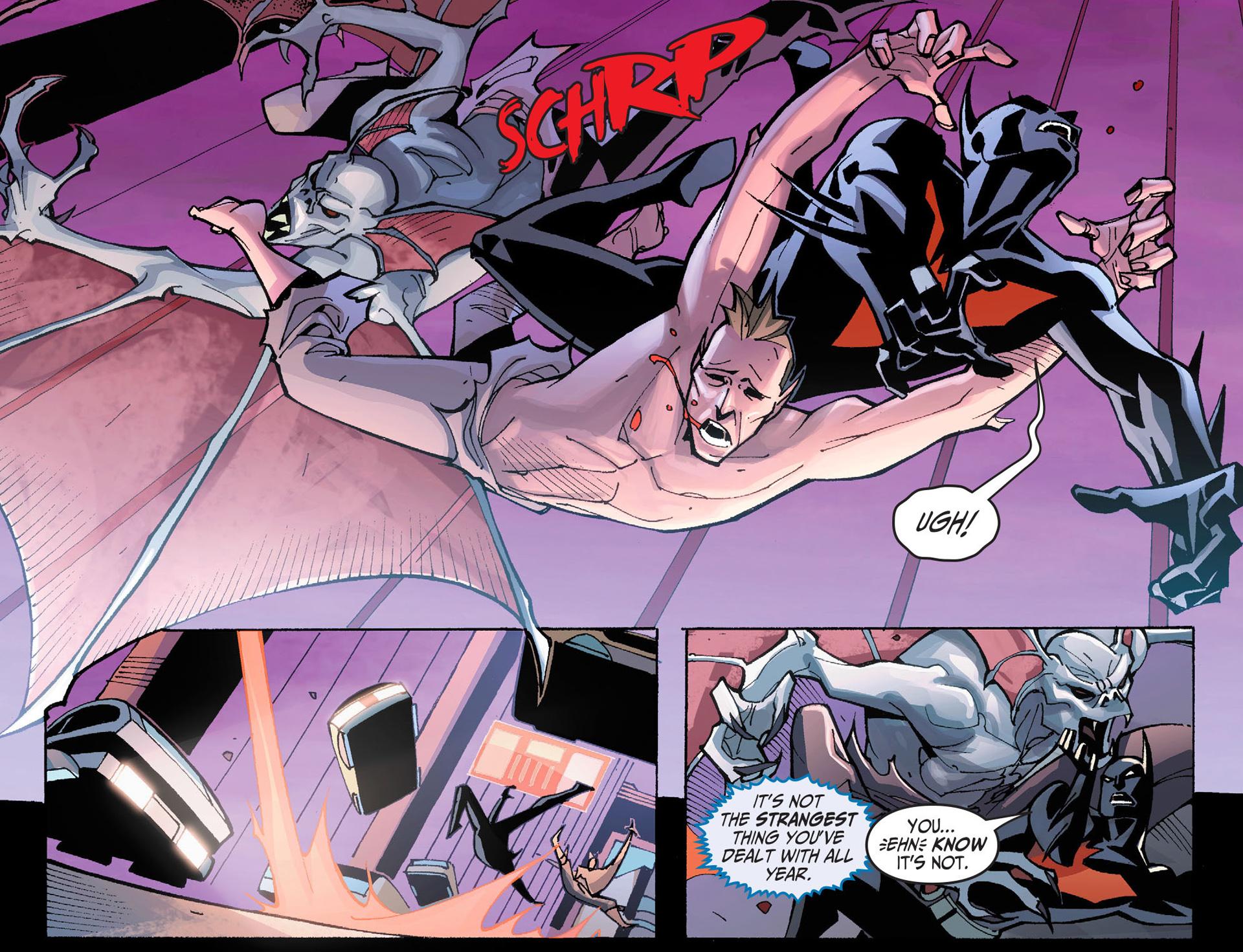 Batman Beyond 2.0 #1 #40 - English 11