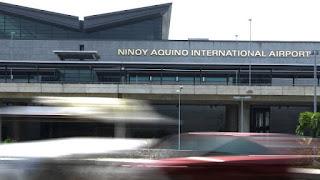 Ceiling collapses at NAIA 3, NAIA, Manila airport