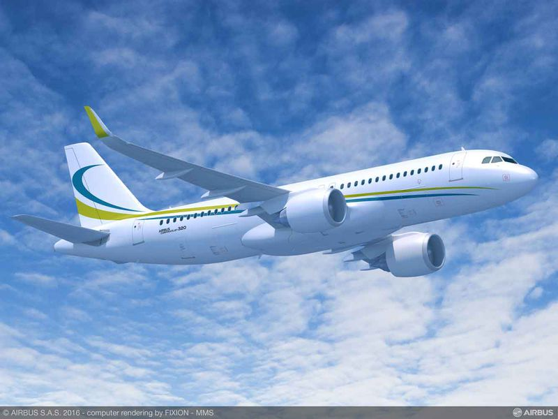 É MAIS QUE VOAR | Comlux encomenda três aeronaves Airbus ACJ320neo