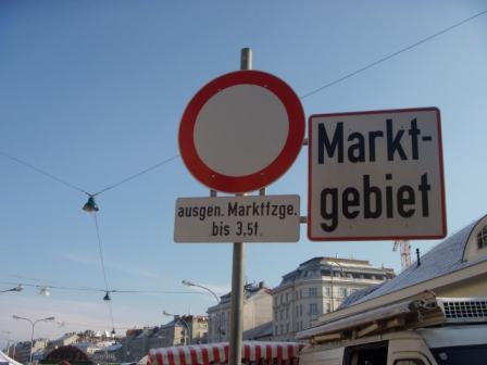 Wiener Spaziergänge Am Wiener Naschmarkt Ein Spaziergang