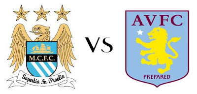 Prediksi Skor Manchester City VS Aston Vila 17 November 2012