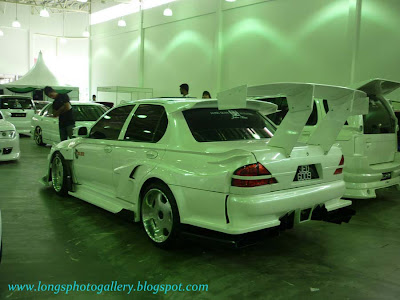 Super GT Wide Body Wira R34