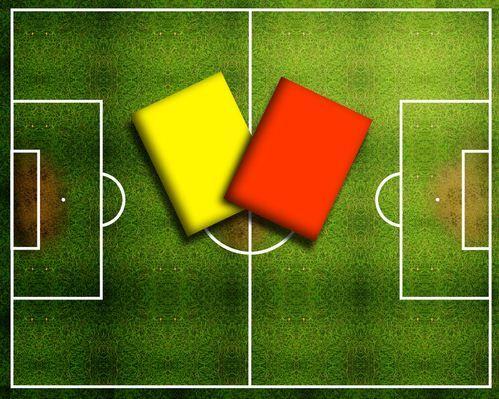 Sejarah Kartu Merah Dan Kuning Dalam Sepakbola [ www.BlogApaAja.com ]