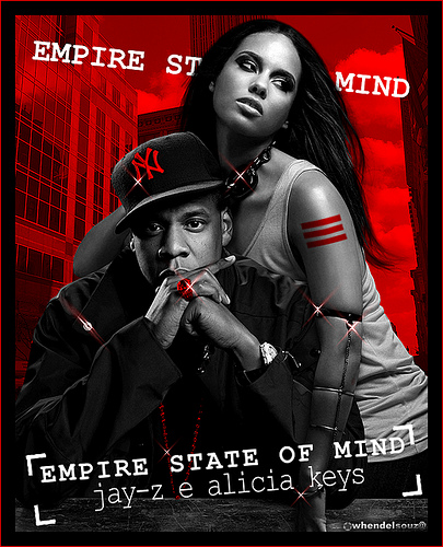 "Empire State Of Mind Pt 2 Alicia Keys: Jay-z Feat Alicia Keys ""Empire State Of Mind"" Lyrics"