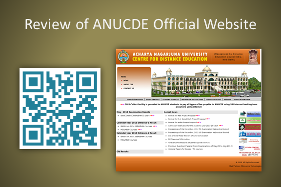 review of anucde official website