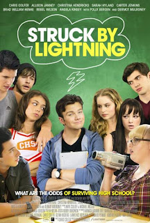Struck by Lightning DVDRip XviD