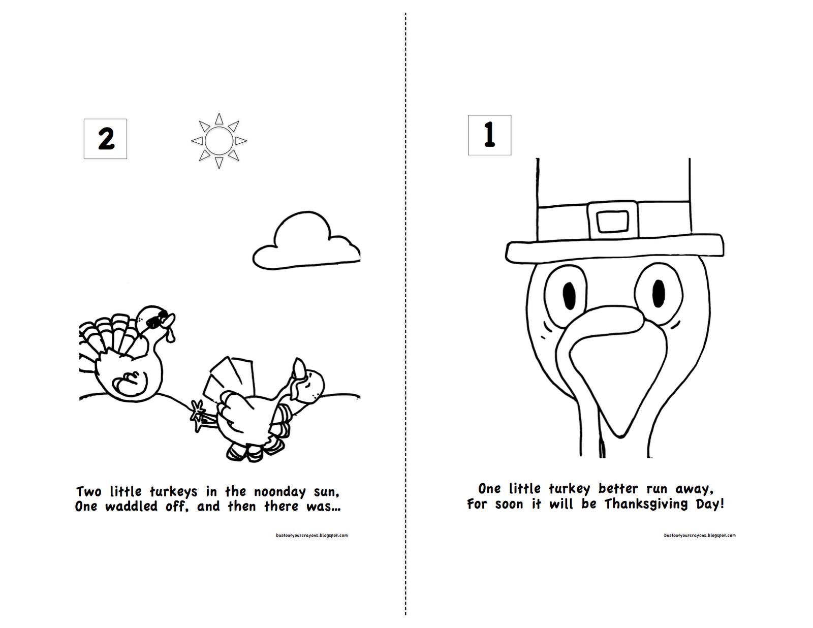 five little turkeys worksheet for preschool five best free printable worksheets. Black Bedroom Furniture Sets. Home Design Ideas