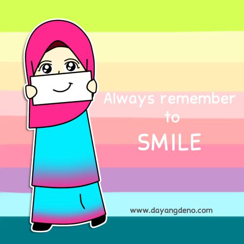 Wordless Wednesday : Smile
