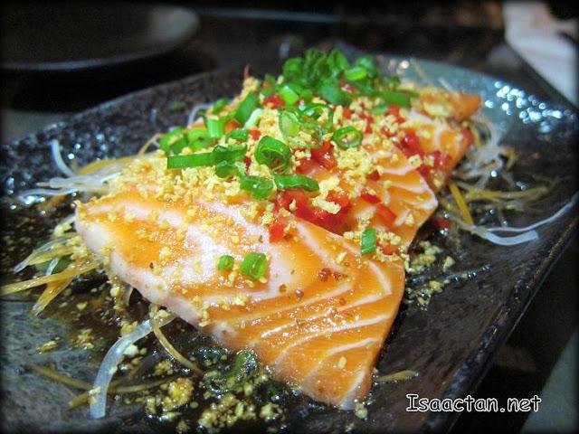 Sashimi Nouyeou Salmon Trout - RM25