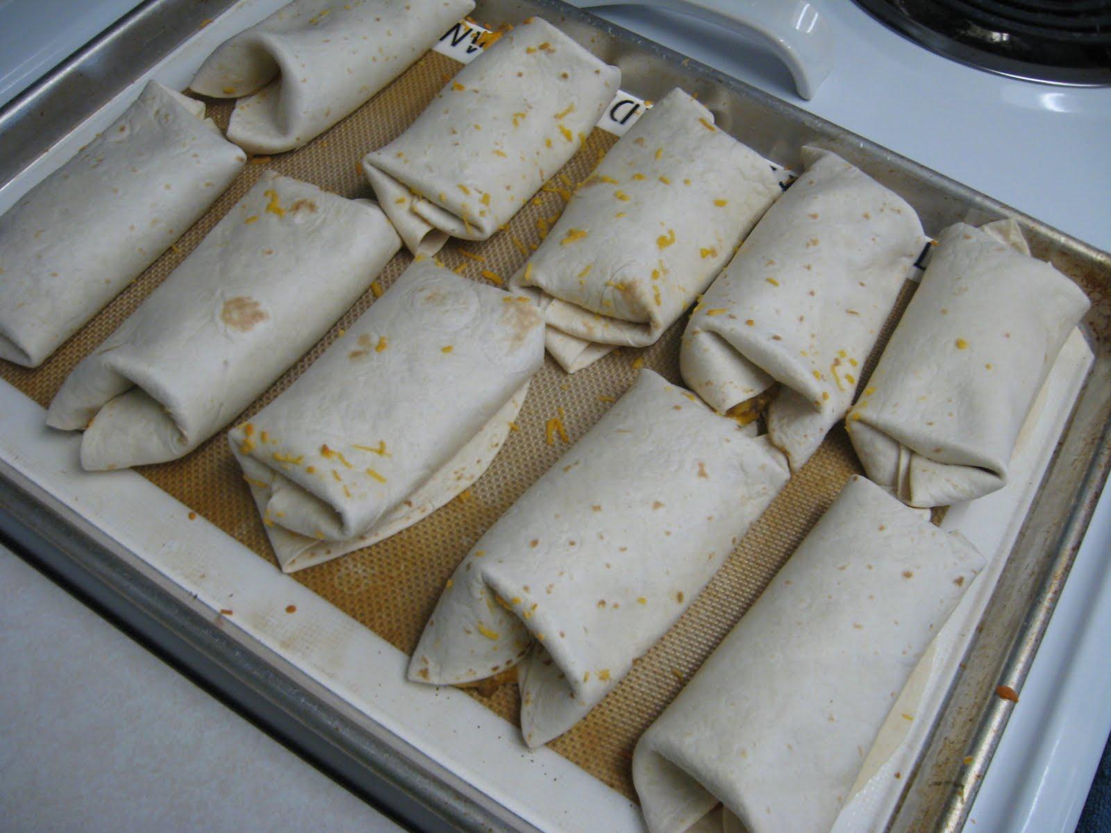 Yummy to My Tummy: Addictive Sweet Potato Burrito
