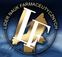 Logo konkursu Lider Nauk Farmaceutycznych