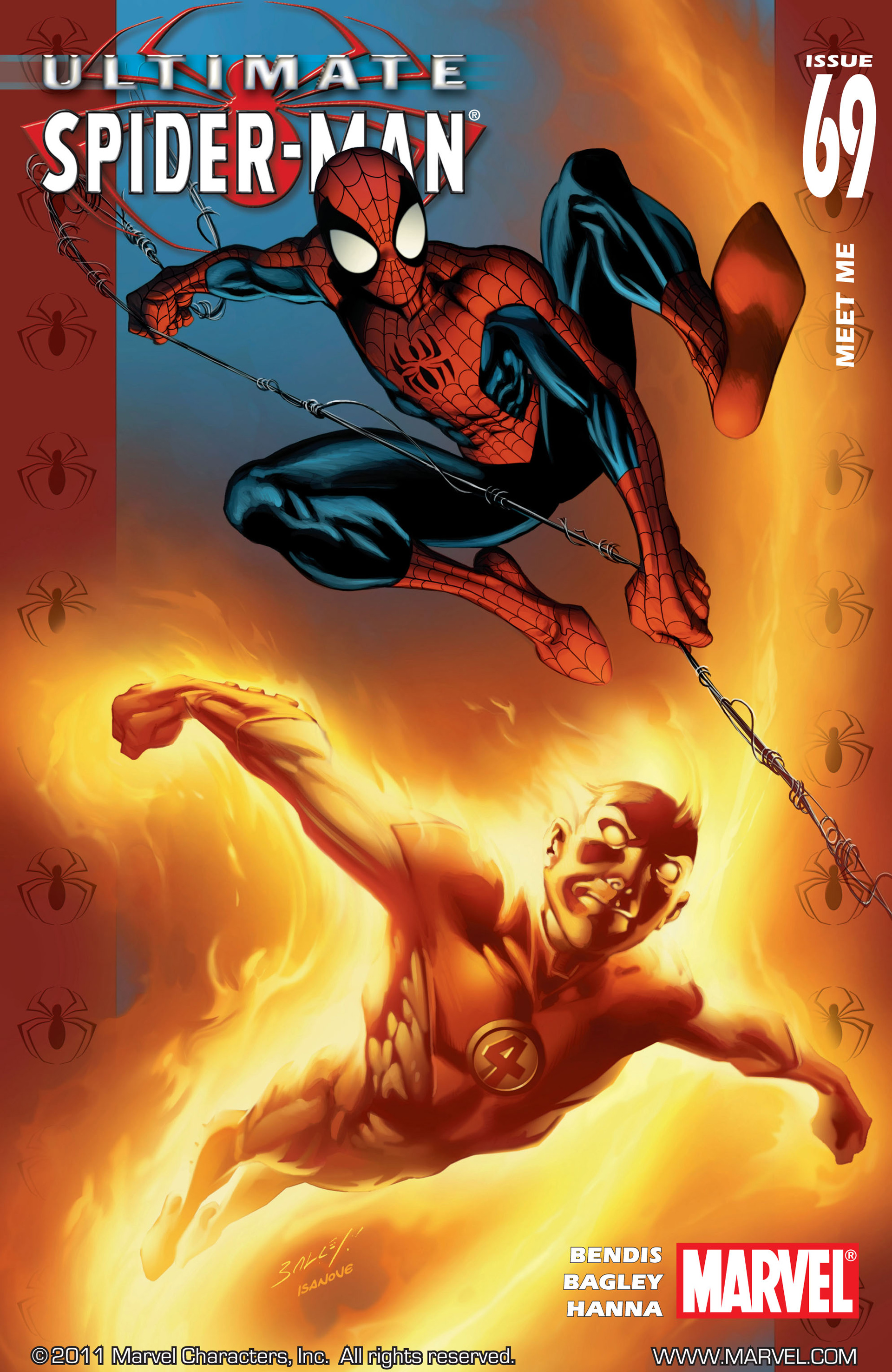 Ultimate Spider-Man (2000) Issue #69 #73 - English 1