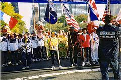 NYC Marathon, 2003