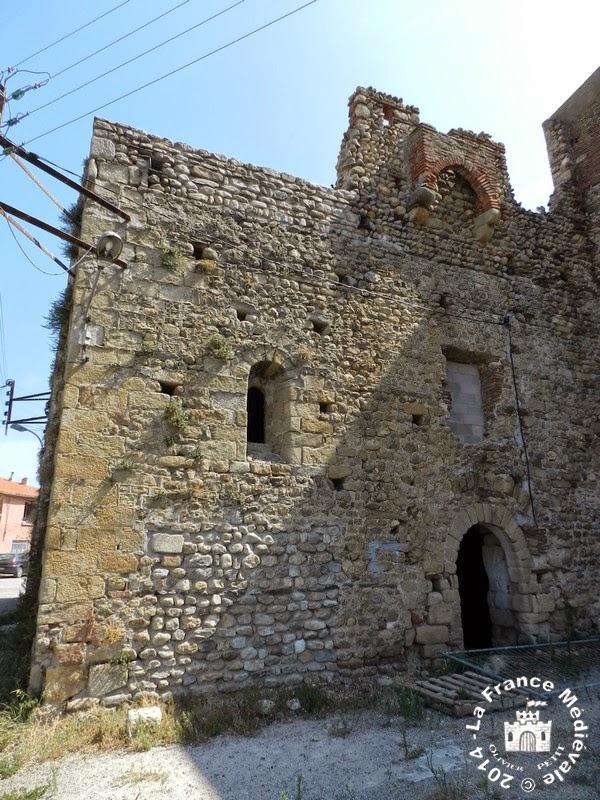 TAXO D'AVALL (66) - Eglise Saint-Martin et Sainte-Croix