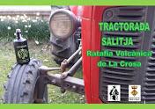 Tractorada amb Màquines Antigues de Salitja