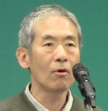 総会発言 大井一雄さん(渋谷革新懇)