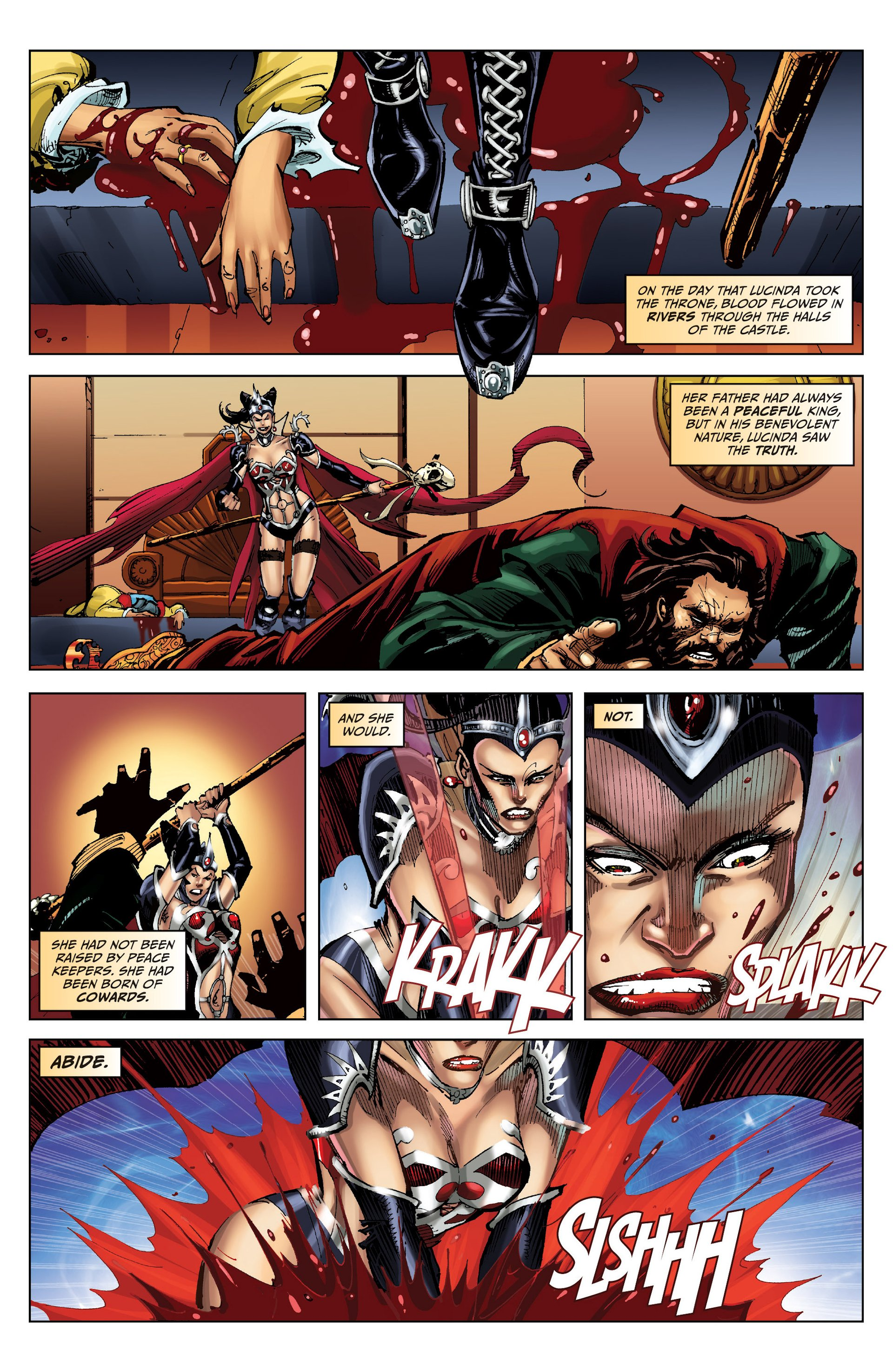Grimm Fairy Tales (2005) Issue #88 #91 - English 14