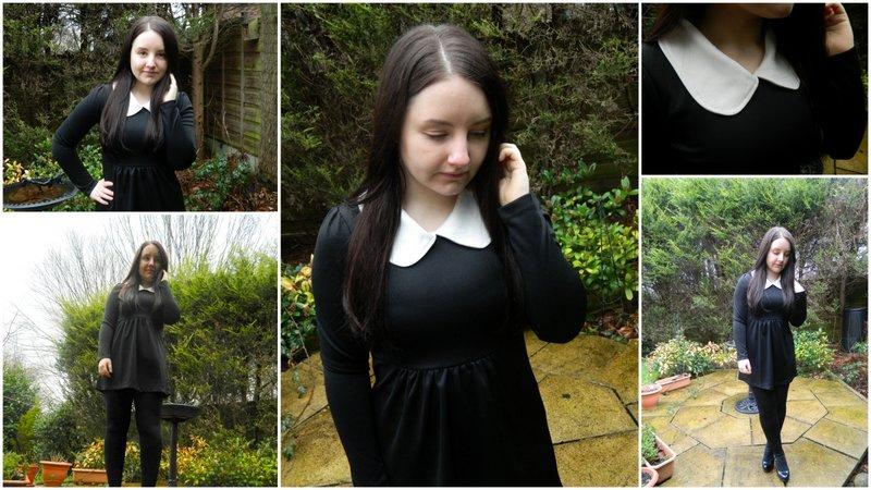 Review: Persunmall Peter Pan Dress