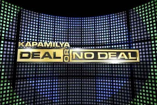 Kapamilya Deal or No Deal – November 03, 2012