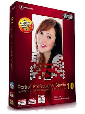 Portrait Professional Studio version 10.9.3.0 portable
