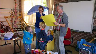 Meester Ben heeft op de Terebint 7 jaar kinderen ambulant begeleid.