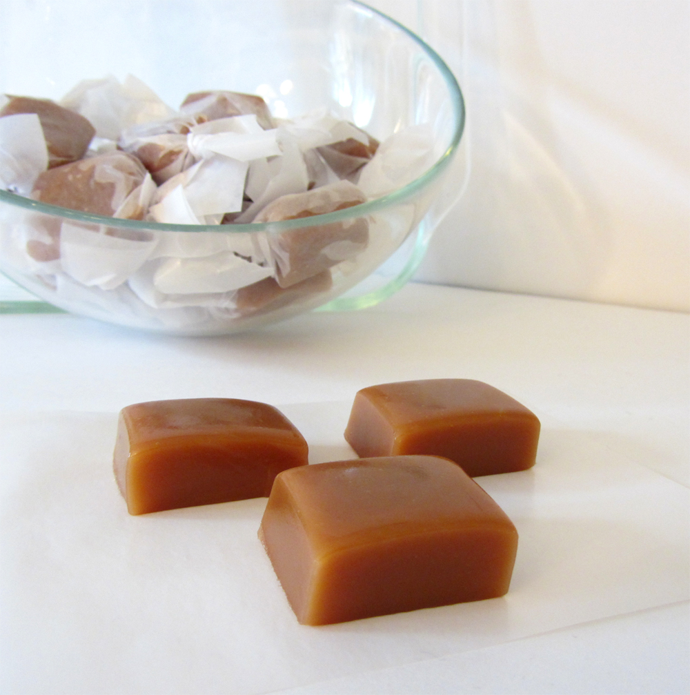 Chips That Pass in the Night: Honey Caramels