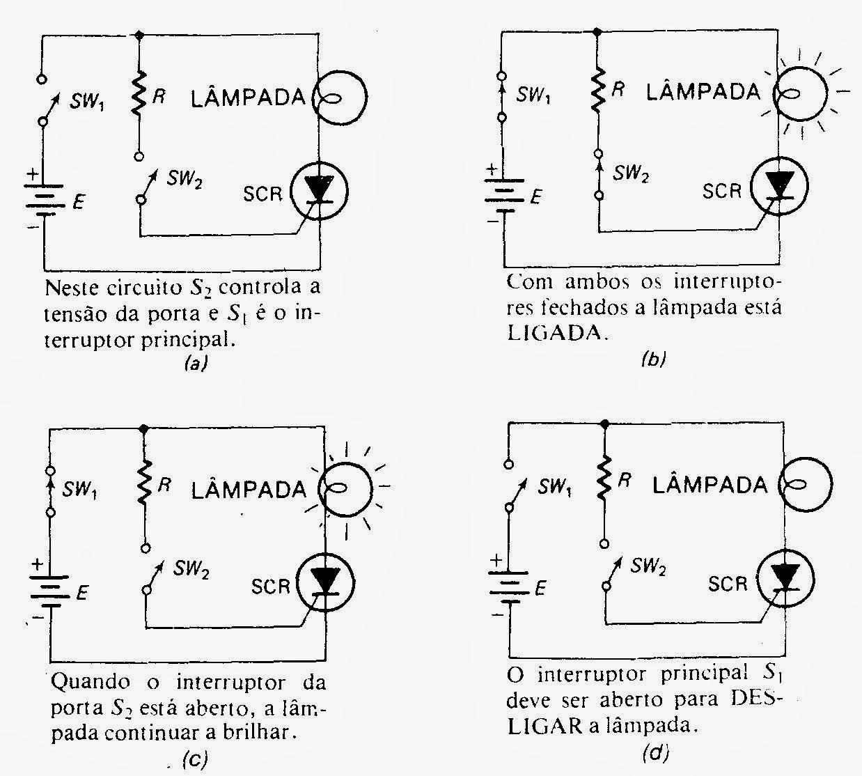Circuito Retificador : Eletrônica de potência i aula retificador controlado de silício