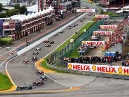 F1 Belgian Grand Prix 2014
