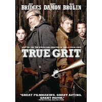 True Grit with Jeff Bridges, Matt Damon