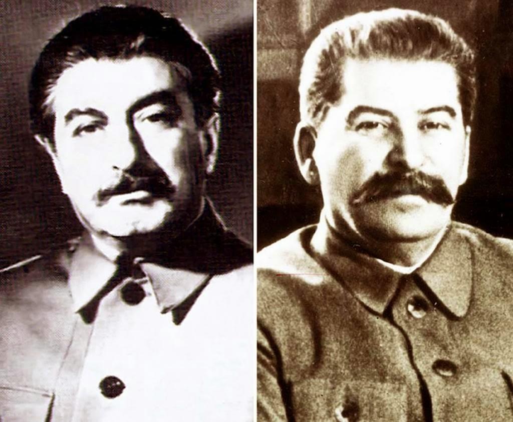 Doble de cuerpo de Stalin, 1940