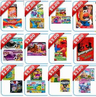 Image: Save Money with Toy coupons