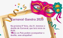 Carnaval - 21 Fevereiro
