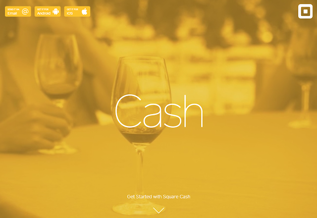 Send money through Square Cash