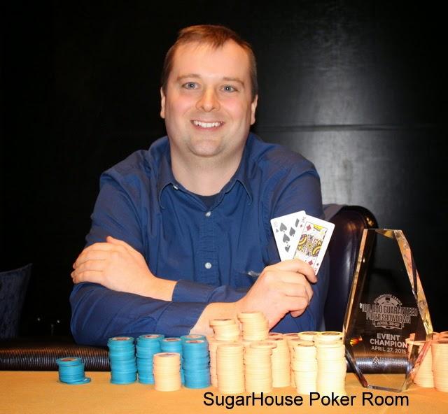 Sugarhouse casino poker blog playground poker twitter