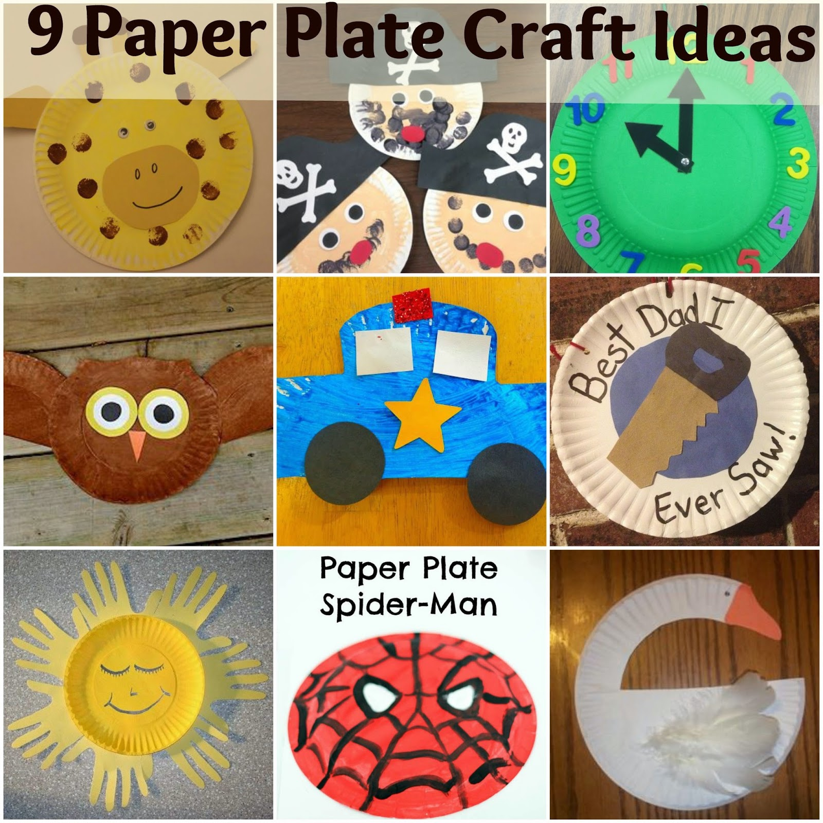 kid's craft ideas, kid's craft activities,