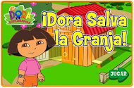 JUEGO DORA SALVA LA GRANJA